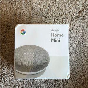 NWT Google Home Mini